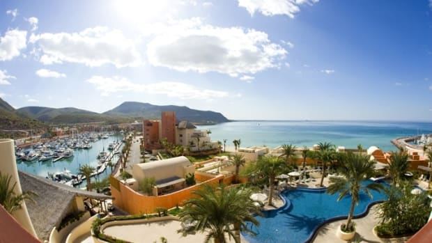 Marina CostaBaja, Resort & Spa