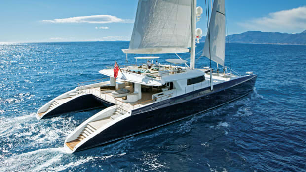 Sailboat Debate: Monohull vs  Catamaran - Yachts International