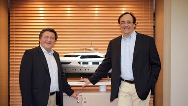 Fulvio Dodich and Massimo Perroti