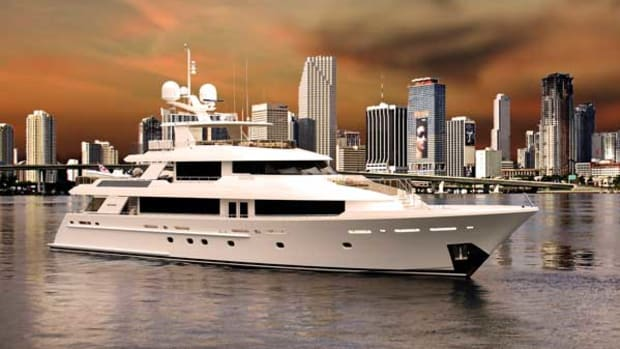Westport Strikes Gold With Its 125 Raised Pilothouse