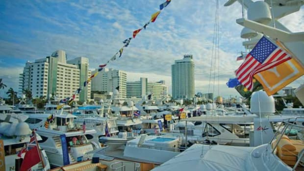 The Miami Yacht & Brokerage Show