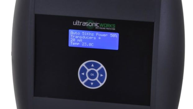 UltraSonicClearHullUnit