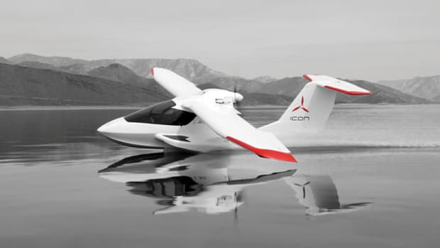 Icon's A5 Aircraft
