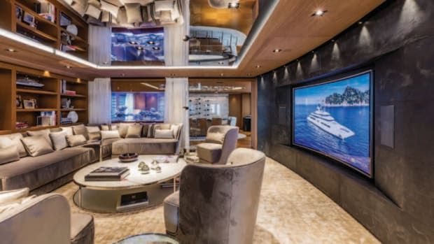 The Superyacht Life: A Custom Confection