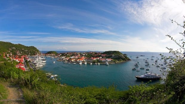 port de gustavia, st barths