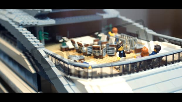 LEGO MASTER - SPECIMEN