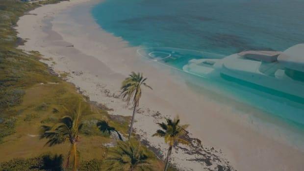 Hurricane Hole Superyachts Marina at Paradise Landing video