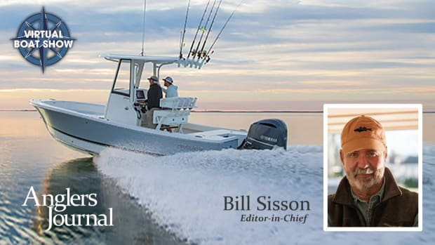 Regulator 24XO - Bill Sisson