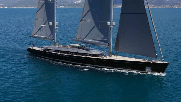 New Investor for Perini Navi