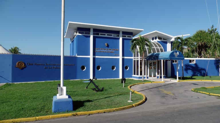 'Socialist' Havana Yacht Club Marks 25th Anniversary