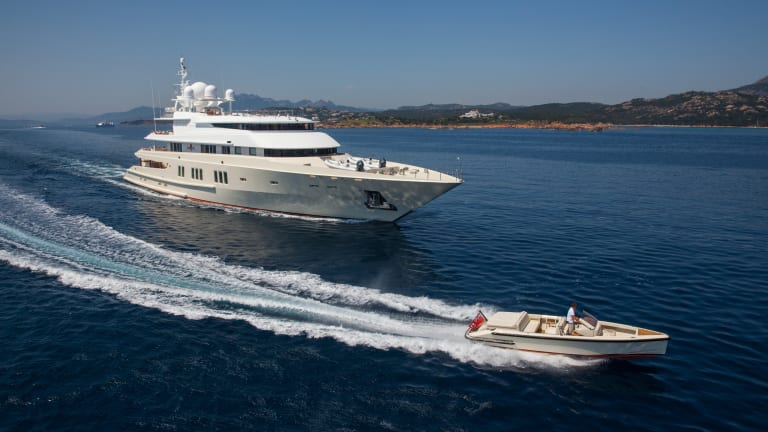 Lurssen's CORAL OCEAN Stands the Test of Time