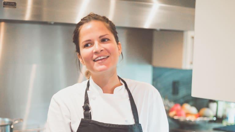 Chef Daniela Sanchez