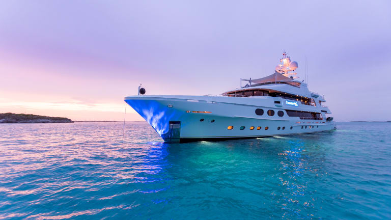 Using Yachts for the Greater Good