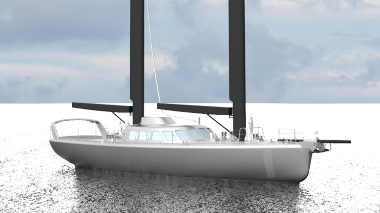 KM Yachtbuilders | Project Polar