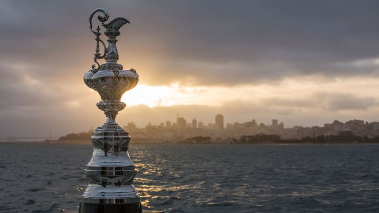America's Cup Game Changers