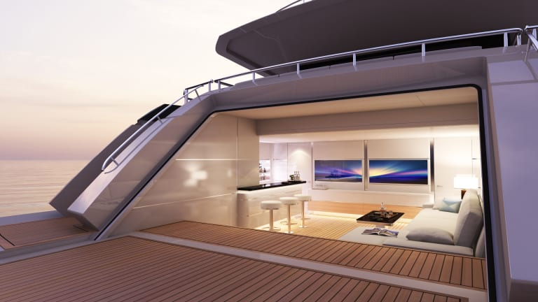 Heesen's Project Cayman