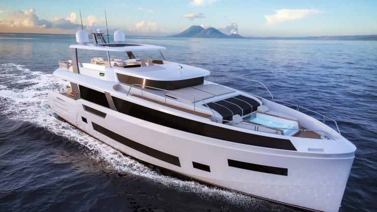 Sirena Enters the Superyacht Market