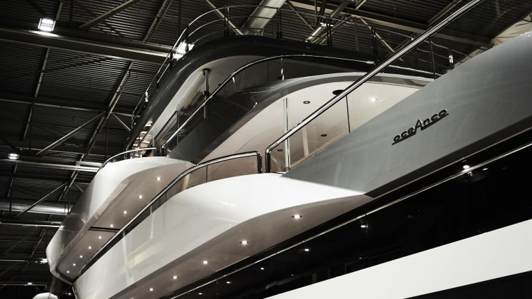 Oceanco Launches 295-foot DeBasto Design