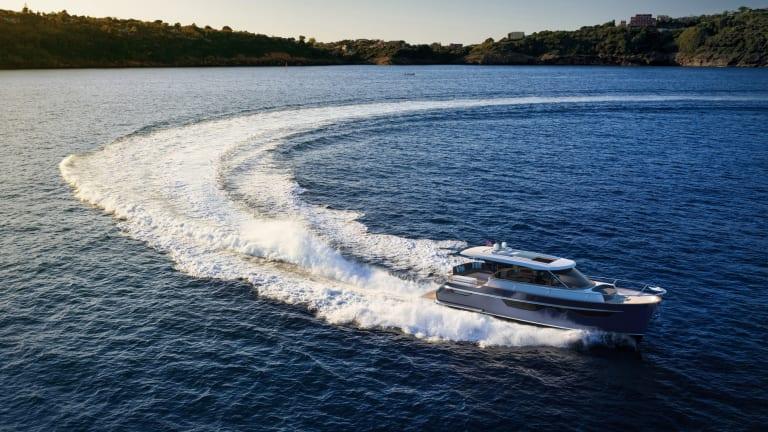 Yacht Review: Burger 48 Cruiser