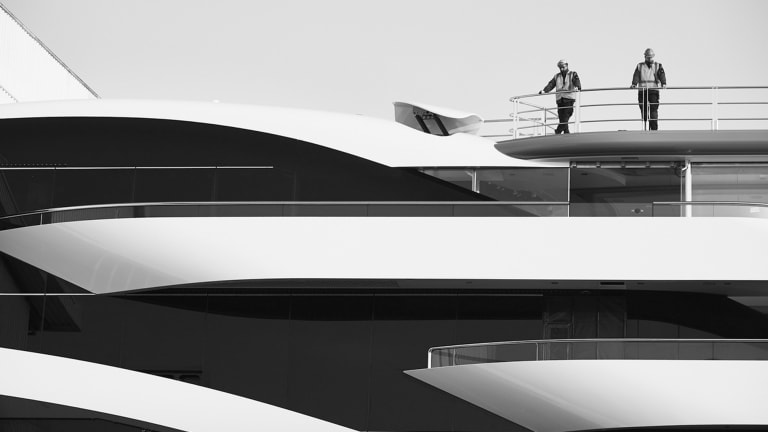 Oceanco, BMT Nigel Gee Announce Game-Changing Partnership