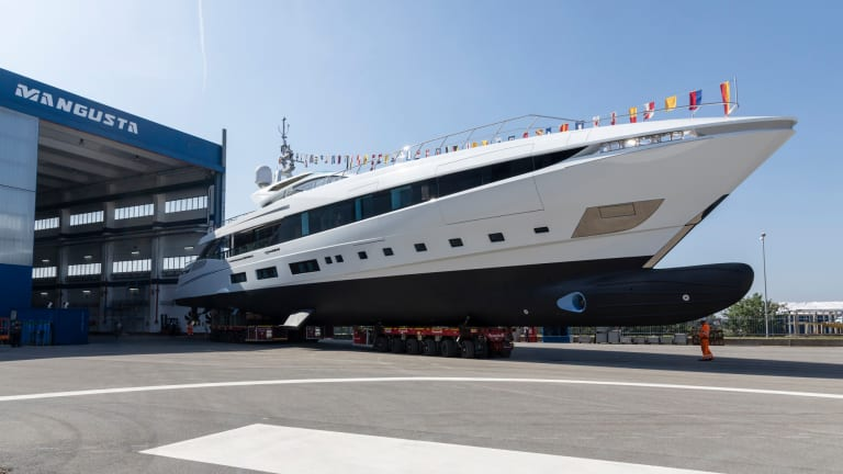 Mangusta Launches New Flagship