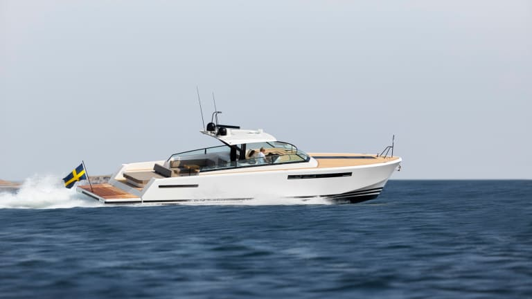 Yacht Review: Delta 60 Open