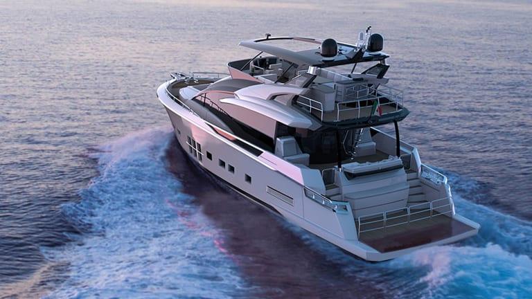 Adler Yacht Unveils Suprema X Superyacht