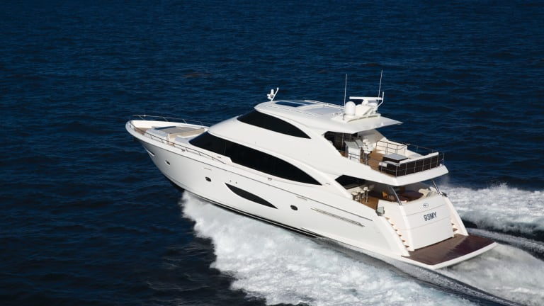 First Look: Viking's 93 Motor Yacht