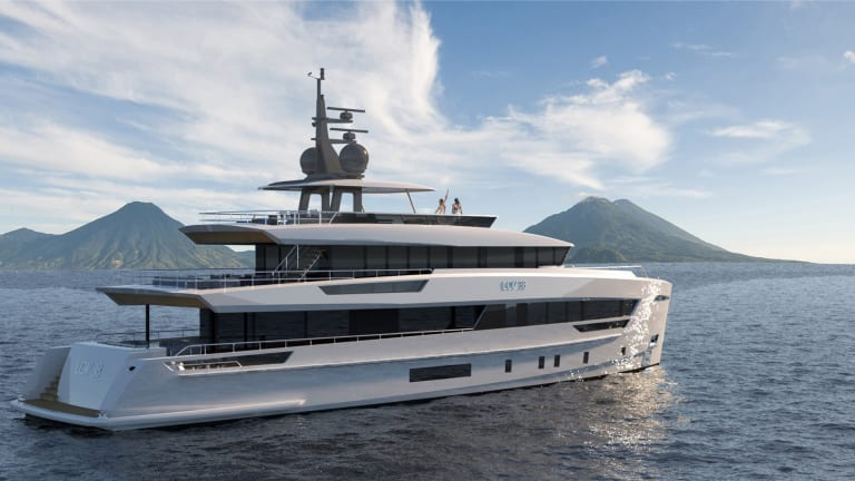 Lynx Yachts' New Design: LOV 38