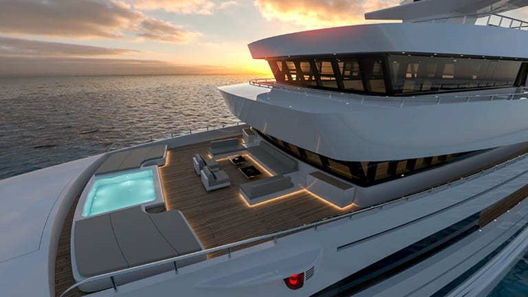 Dawn of the Remote Controlled Superyacht