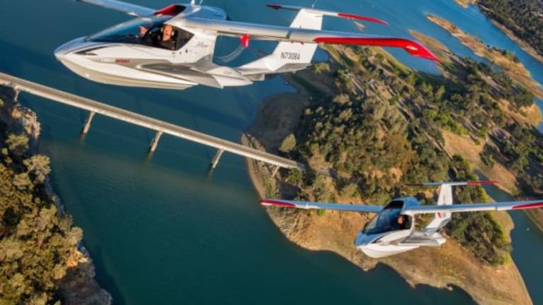 The Ultimate Toy: Light Sport Aircraft for Yachts
