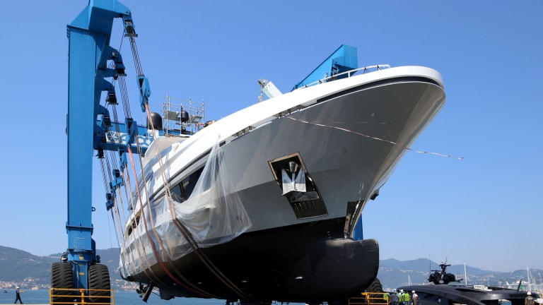 Baglietto Launches T-Line 48m