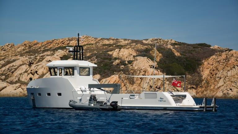 Lynx Yachts Sells 4th Shadow Vessel