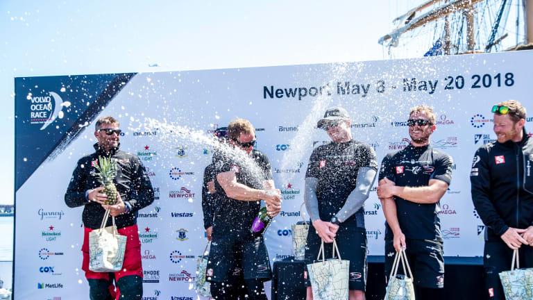 Volvo Ocean Race U.S. Stopover