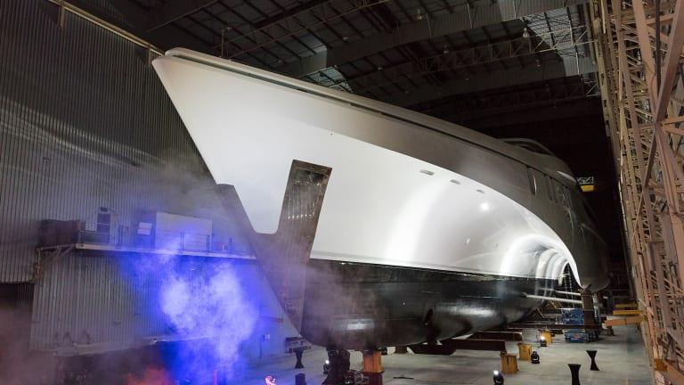 Echo Yachts Reveals Trimaran Superyacht