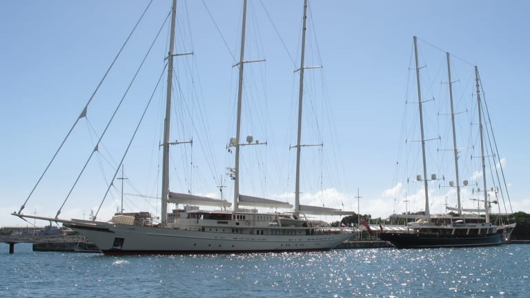 Huisfit To Host Two Super Schooners For Refit