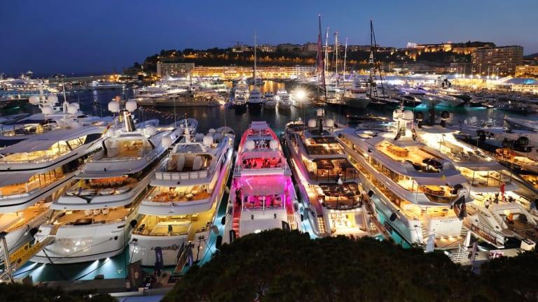 Monaco Yacht Show 2018: Yachts On Display