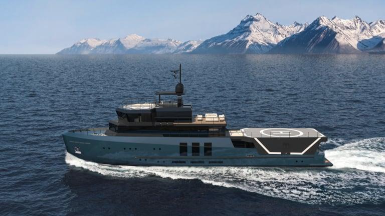 Baglietto Reveals 43m Explorer and 65m V-line Models