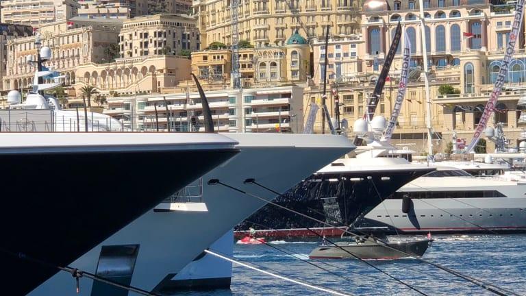 Snapshots From Monaco
