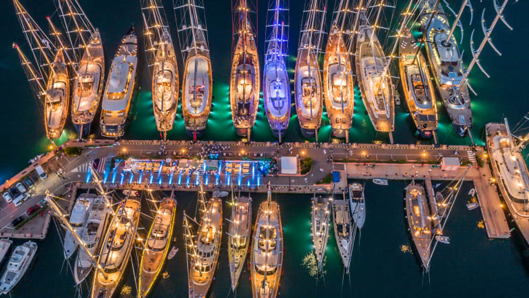 Perini Navi Cup: A Family Gathering