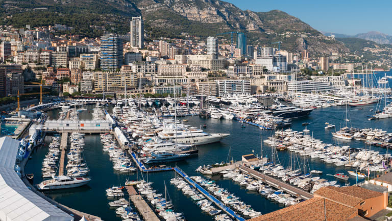 Stars of the Monaco Yacht Show