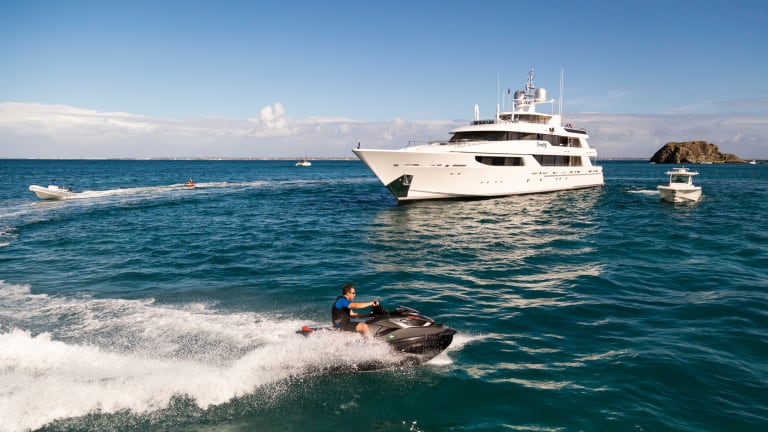 Inside the Mind of a (Really) Experienced Charter  Yacht Owner
