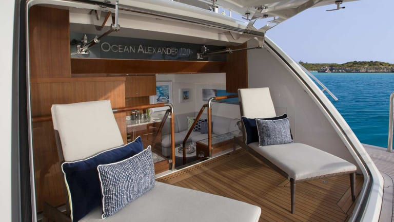 Inside the Design: The Ocean Alexander 120 Megayacht