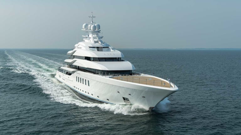 Lürssen presents Madsummer at the Monaco Yacht Show 2019