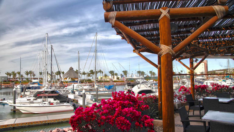 Puerta Cortés, Mexico – a resort, golf course and marina on the beautiful Sea of Cortez