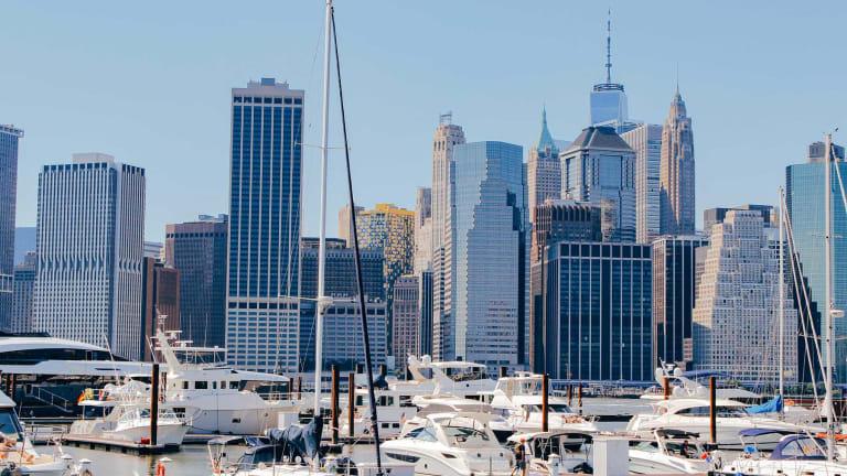 A Marina Grows in Brooklyn