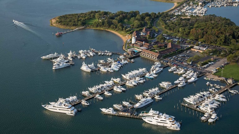 Gurney's Resorts Offer Stellar Marinas in Both the Hamptons and in Newport, Rhode Island