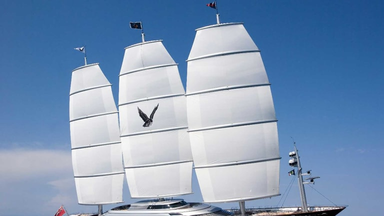 Perini Navi, Dykstra Naval Architects, and Magma Structures Announce a Joint Venture to Design, Build and Deliver the New Generation Falcon Rigs