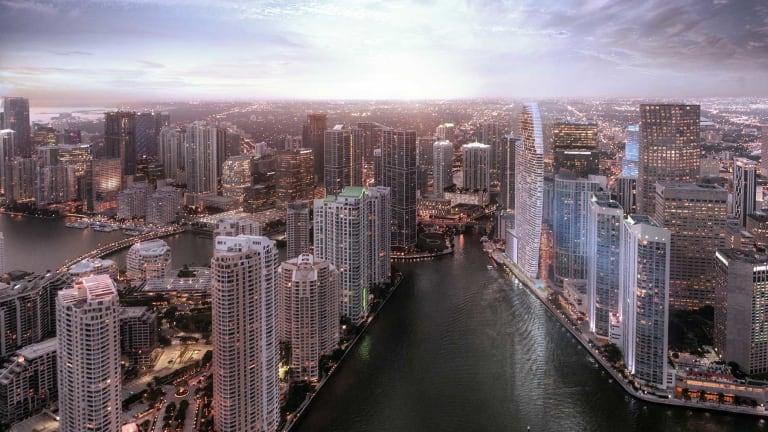 Aston Martin Residences Miami add Superyacht Marina component