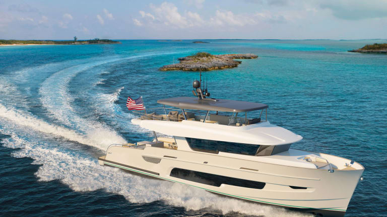 New debuts & show stopping mega yachts to see at the 2019 Fort Lauderdale International Boat Show